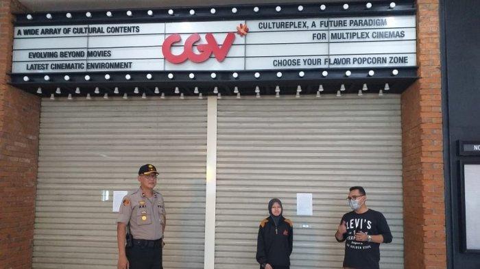 Antisipasi Penyebaran Virus Corona, Bioskop di Braga City Walk dan BEC Bandung Tutup