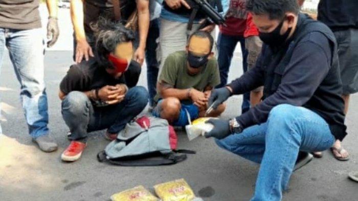 BNN Jabar Sita 3 Kg Sabu-sabu dari Dua Pengedar di Bogor, Seorang di Antaranya Ditembak
