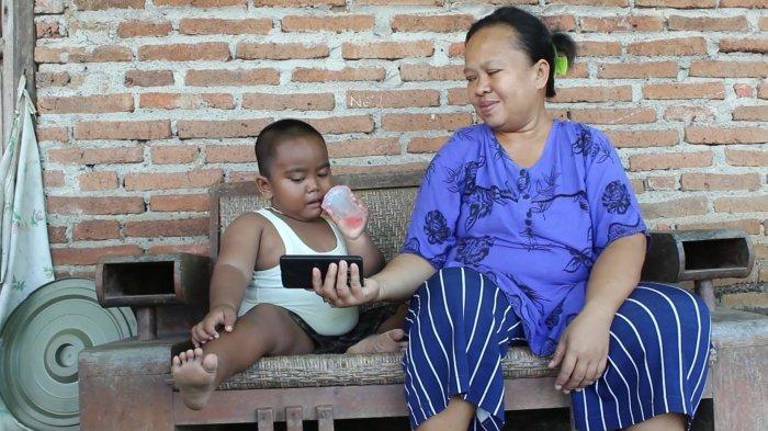 Junanih Kaget Anak Keduanya Hobi Makan Batubata Sejak Sebulan Terakhir: Kalau Dilarang Menangis