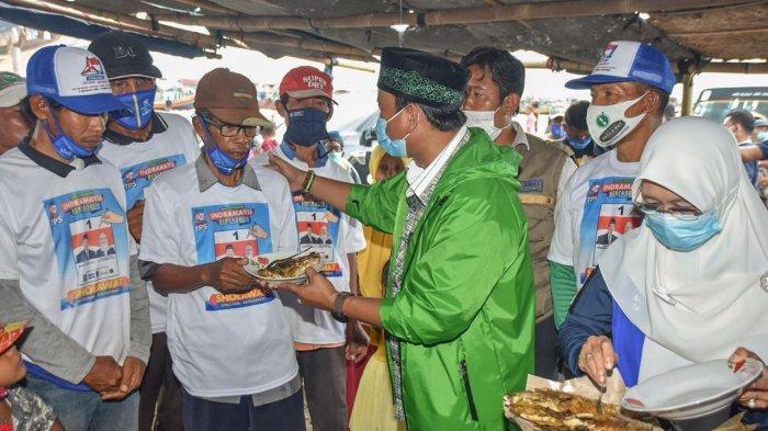 Bosan Bupati Selalu Korupsi, Para Nelayan di Indramayu Ini Dukung Paslon Sholawat