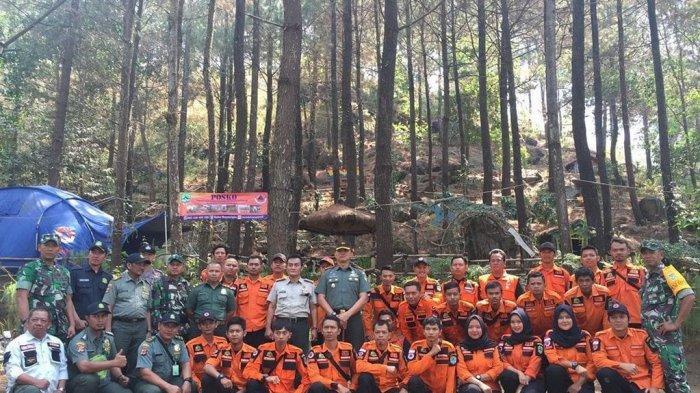 Karhutla Padam, BPBD Majalengka Tutup Posko Tanggap Darurat di Taman Nasional Gunung Ciremai