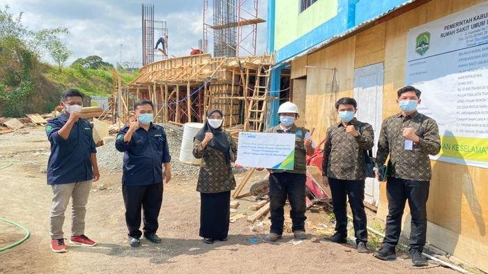 BPJAMSOSTEK Majalengka Salurkan Bantuan Peralatan K3 Bagi Perusahaan Jasa Konstruksi