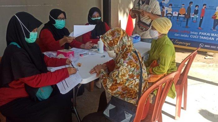 BPN Majalengka Gelar Vaksinasi Covid-19 Berhadiah Sembako dan Multivitamin