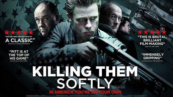 SAKSIKAN Film Killing Them Softly di Trans TV Malam Ini Dibintangi Brad Pitt, Simak Sinopsis Serunya