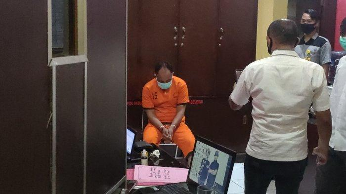 BREAKING NEWS Pembunuh Sopir Truk Bermuatan 35 Ton Kacang Kedelai Diringkus Polisi