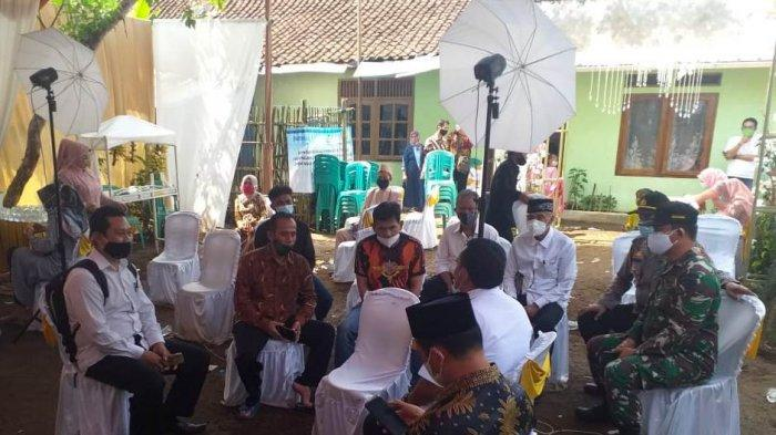 Bikin Kerumunan Saat PPKM Darurat, Resepsi Pernikahan di Cihaurbeuti Dibubarkan Satgas Covid-19