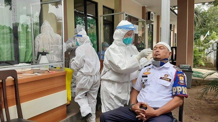 Pemkab Cirebon Targetkan Swab Test 22 Ribu Warga Rampung Akhir Tahun 2020