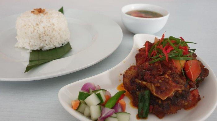 Nikmatnya Sajian Special Of The Month di Hotel Santika Cirebon, Cocok Buat Makan Siang Nih