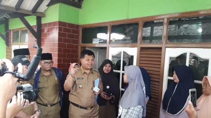 Tak Terdengar Kabarnya Setelah Diperiksa KPK, Bupati Bandung Barat Aa Umbara Kini Positif Covid-19
