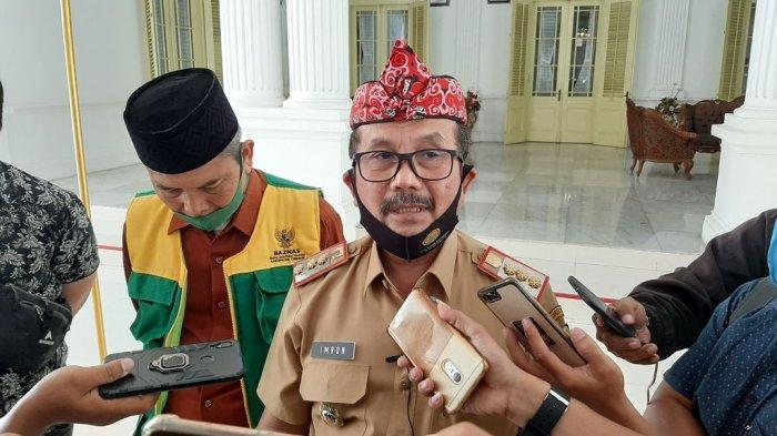 Kasus Covid-19 Tembus 10 Ribu Orang, Bupati Cirebon Ajak Masyarakat Selalu Disiplin Prokes