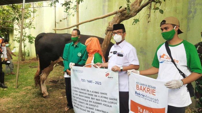 Bupati Cirebon Sebut Berkurban di Masa Pandemi Covid-19 Jadi Ajang Mengasah Kepedulian Pada Sesama