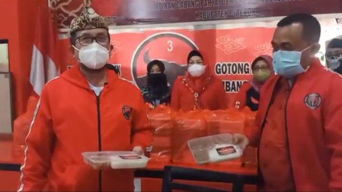 Bupati dan Wakil Bupati Cirebon Sumbangkan Gajinya untuk Penanganan Pandemi Covid-19