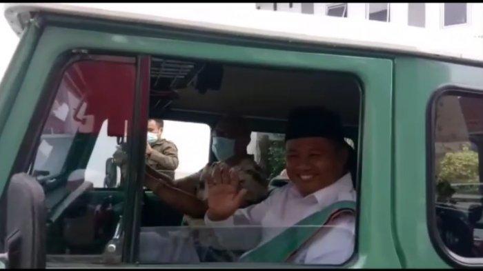 Bupati Kuningan Sopiri Wagub Jabar Naik Jip Hardtop, Pernah Hilang Selera Saat Mobil Dijual