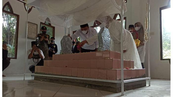 Peringati Hari Jadi Majalengka, Bupati Pimpin Pejabat Ziarah ke Makam Pangeran Muhammad