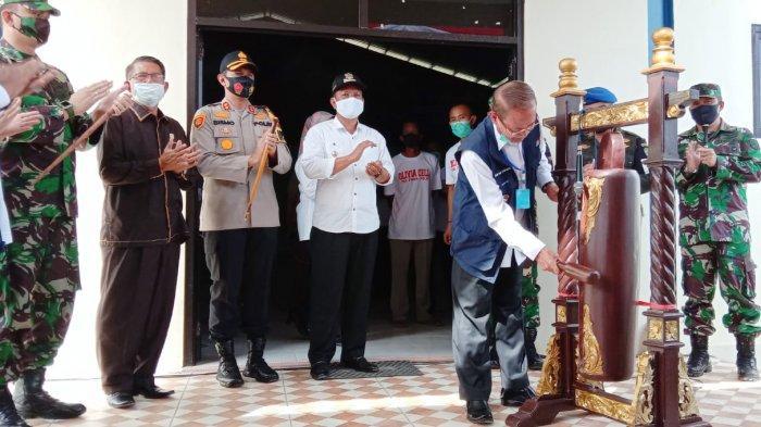 Pemkab Majalengka, TNI, dan Polri Launching Desa Tangguh Raharja