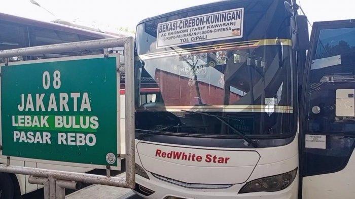Jakarta Kembali Terapkan PSBB, Bus dari Kuningan Jurusan Jakarta Masih Beroperasi, Tunggu Kemenhub