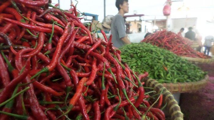 Harga Cabai Rwit Merah Masih Mahal di Sejumlah Pasar di Ciamis, Bertahan di Harga Rp 120.000/kg