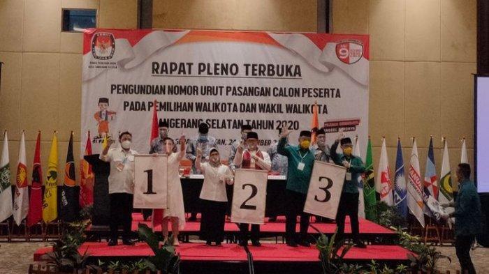 Hasil Hitung Cepat Pilkada Tangsel, Benyamin-Pilar Ungguli Anak Ma'ruf Amin dan Keponakan Prabowo