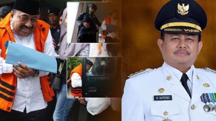 Jaksa Mendakwa Supendi Terima Duit Rp 3,9 Miliar, Terkait Suap Sejumlah Proyek di Indramayu