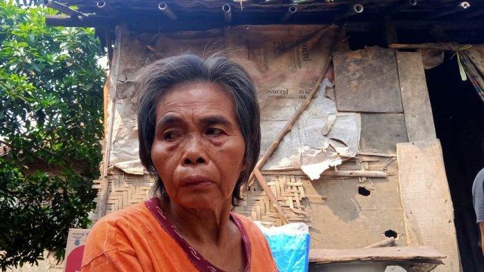 MIRIS, Nenek Cartem Tidak Punya Baju & Celana, Hanya Pakai Baju Oren Selama Bertahun-tahun