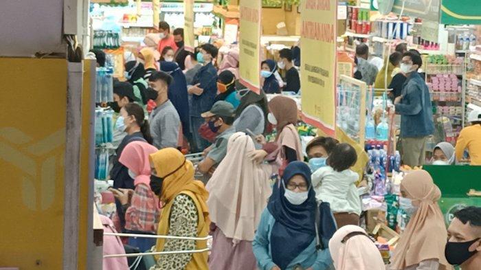 Cerita Pengunjung yang Ketakutan Lihat Kerumunan di Yogya Toserba Indramayu: Saya Tak Ajak Anak