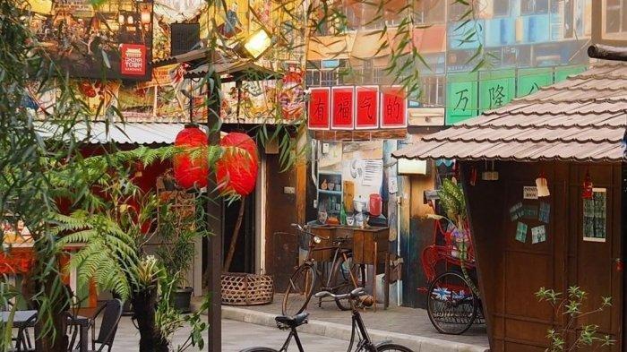 Sensasi Liburan ke Chinatown Bandung, Tempat Wisata Berkonsep Pedesaan Tiongkok