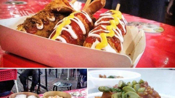 Tiga Rekomendasi Kuliner Halal di Sudirman Street Food Bandung, Rasa Makanannya Menggoyang Lidah