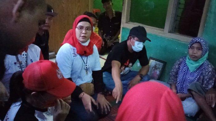 Keluarga TKW Indramayu yang Depresi di Taiwan Curhat ke Cabup Nina Agustina: Sedih