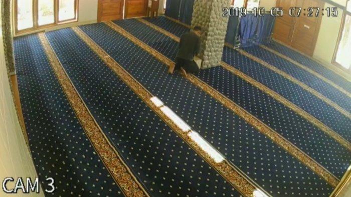 Jelang Lebaran, Dua Kotak Amal di Masjid Pangandaran Dijebol Maling, Berisi Jutaan Rupiah