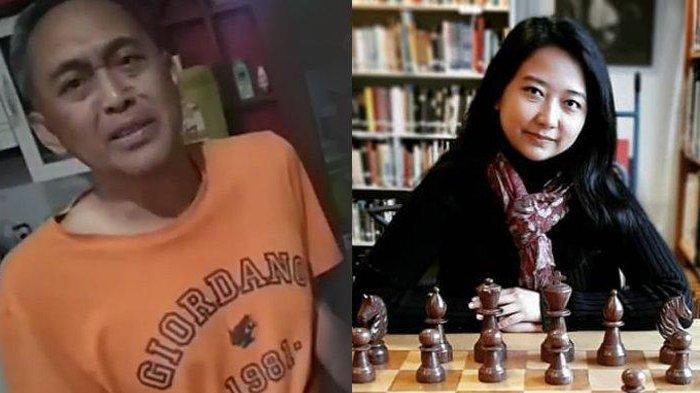 Pecatur Dewa Kipas alias Dadang Subur akan melawan Grand Master Irene Kharisma Sukandar.