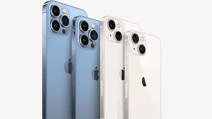 BOCORAN Harga iPhone 13 Terbaru, Lengkap iPhone 13 Mini, iPhone 13 Pro hingga iPhone 13 Pro Max