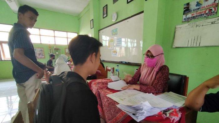 SMAN 2 Indramayu Termasuk Sekolah Favorit, Setelah Ada Jalur Zonasi Jadi Kurang Laku, Sepi Peminat