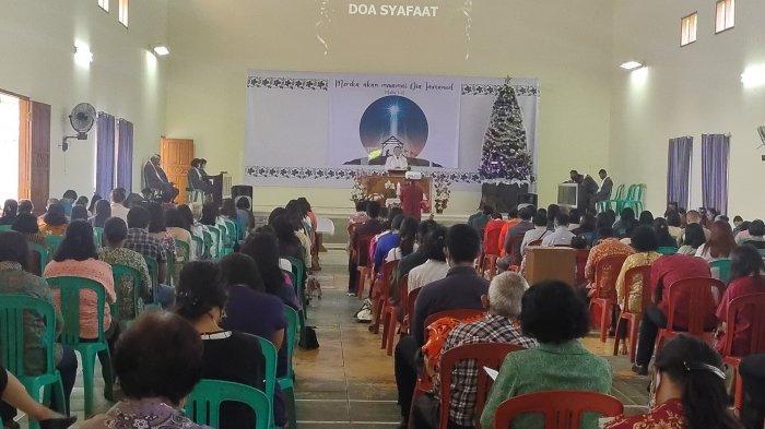 Tak Ada Perayaan Natal di Gereja Pasundan Cideres Majalengka Hanya Diisi dengan Ibadah Natal Saja