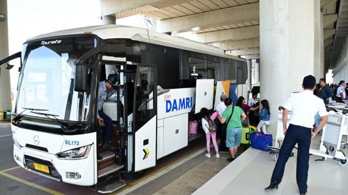 Bus Damri Bandung-Kertajati