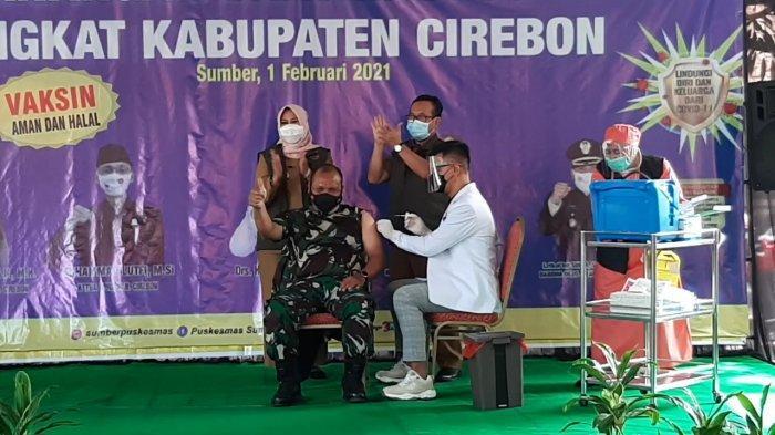 Bupati Cirebon Imron Rosyadi Merasa Lega Meski Tidak Disuntik Vaksin Covid-19, Ini Penyebabnya