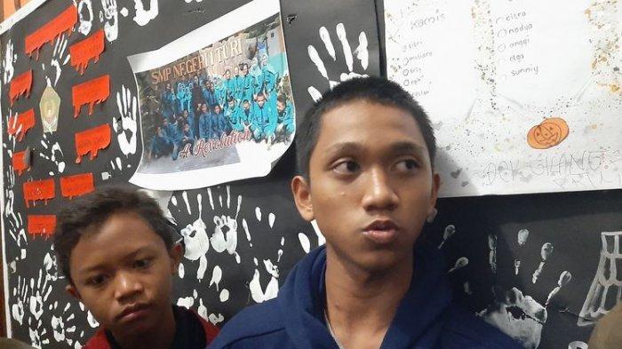 AKSI Heroik 2 Siswa SMPN 1 Turi Selamatkan Rekan-rekannya yang Terseret Banjir, Berenang Tarik Teman