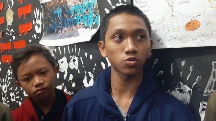 KESAKSIAN Siswa SMP Turi Sleman Saat Tolong Teman-temannya yang Tenggelam dan Hanyut di Sungai