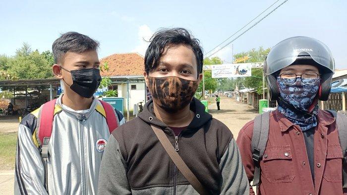 Naik Motor dari Cirebon ke Indramayu, Wisatawan Kecewa Pantai Karangsong Ditutup, Tak Ada Informasi