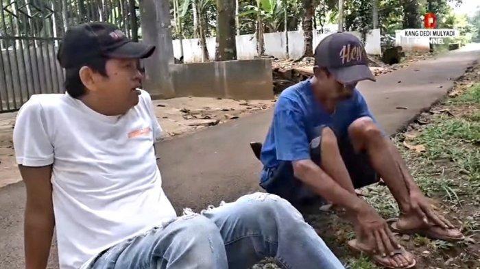 Kisah Dastam Teman SMP Anggota DPR RI Dedi Mulyadi, Hidup Susah Jadi Pencari Rumput, Warganet Baper