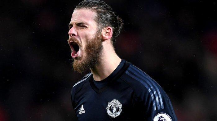 Manchester Uinted Memang Menang Sih Lawan Southampton, tapi Tumbalnya David De Gea Cedera Lutut