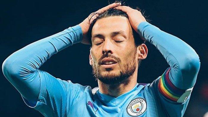 David Silva Angkat Kaki dari Manchester City, Pilih Balik ke Spanyol, Gabung dengan Tim Gurem