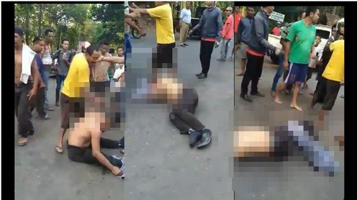 Polisi Sikat Perampok Ngaku Debt Collector yang Beraksi di Exit Tol Teluk Mengkudu, Pelaku 6 Orang