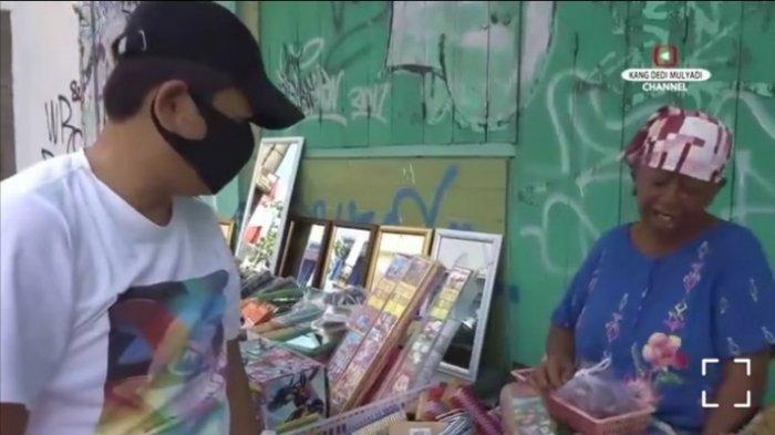 Kesabaran Janda Asal Purworejo, Jualan Mainan di Purwakarta, Enggak Mau Jadi Beban Orang Lain