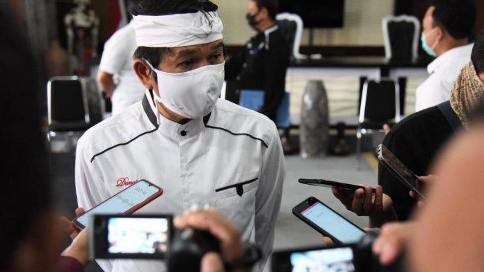 Dedi Mulyadi Ngambek di Pasar Leuwipanjang, Ancam Seorang Pedagang Diproses Hukum, Ini Ceritanya