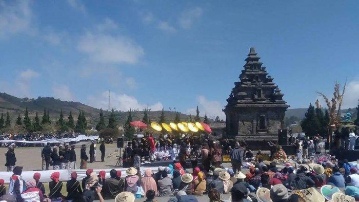 Pesona Keindahan Desa Dieng Kulon, Lokasi Dieng Culture Festival 2019 yang Digelar Awal Agustus