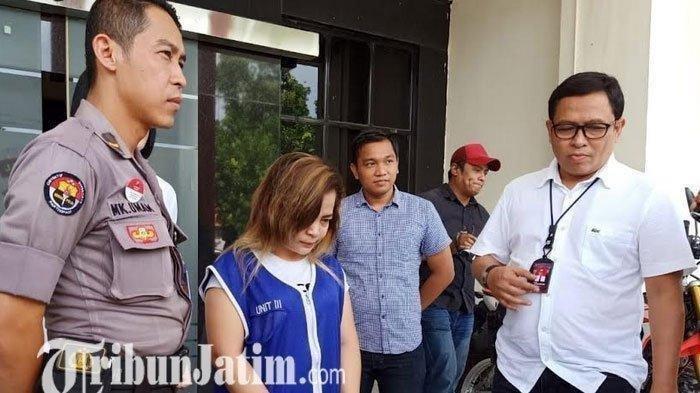 KESAKSIAN Cewek Cantik yang Terciduk di Surabaya Sembunyikan Sabu-sabu di Dalam Kemaluan dan Dubur
