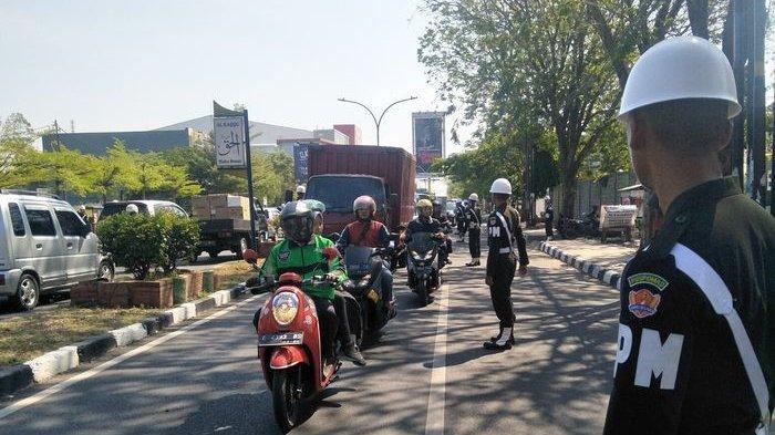 Denpom III/3 Cirebon Minta Masyarakat Copot Atribut TNI yang Dikenakaannya Saat Lakukan Operasi
