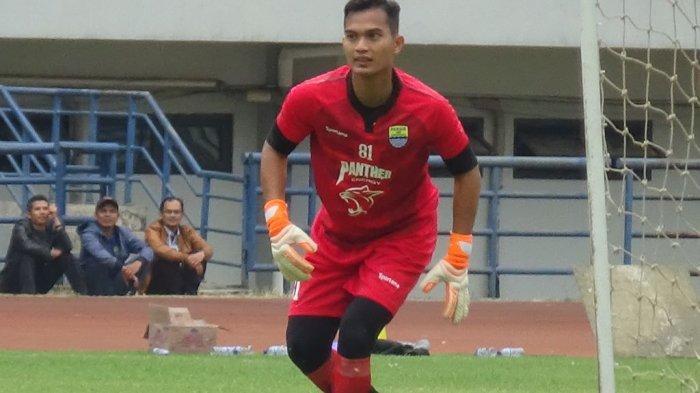 Persib Ikut Piala Wali Kota Solo, Dhika Bhayangkara Ingin Dapat Kesempatan Jaga Gawang Maung Bandung