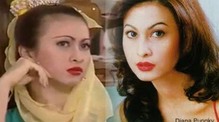 Lama Tak Nongol di TV, Diana Pungky Bikin Geleng-geleng Kepala, Tetap Cantik & Seksi di Usia 40an