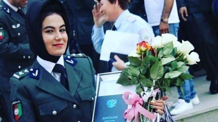 Perwira Polisi Wanita Afghanistan Ini Diburu dan Diserang oleh Taliban: Dipukul dengan Senjata